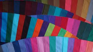'Regenboog' kragen